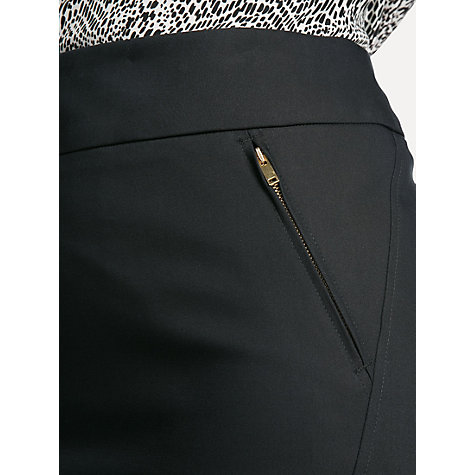 Buy Violeta by Mango Two Pocket Fitted Skirt Online at johnlewis.com