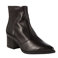 Buy COLLECTION by John Lewis Marais Leather Ankle Boots Online at johnlewis.com