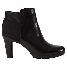 Buy Geox Inspiration Leather Ankle Shoe Boots Online at johnlewis.com