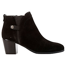 Buy Geox Lucinda Suede Ankle Shoe Boots Online at johnlewis.com