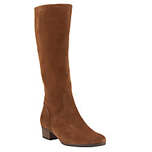 Buy Gabor Toye Suede Knee Boots Online at johnlewis.com