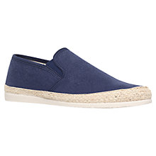 Buy KG by Kurt Geiger Eli Slip On Espadrilles Online at johnlewis.com