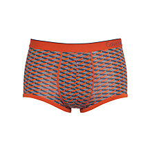 Buy Calvin Klein Underwear CK One Cube Micro Low Rise Trunks Online at johnlewis.com