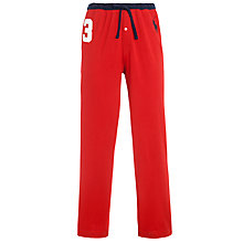 Buy Polo Ralph Lauren No3 Jersey Lounge Pants Online at johnlewis.com
