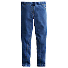 Buy Little Joule Girls' Jodding Leggings, Denim Online at johnlewis.com