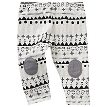 Buy Donna Wilson for John Lewis Baby Leggings, Cream Online at johnlewis.com
