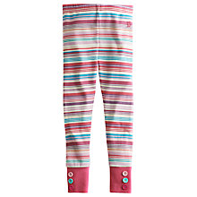 Buy Little Joule Girls' Maylett Leggings, Multi Online at johnlewis.com