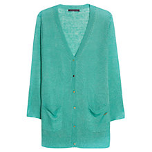 Buy Violeta by Mango Openwork Cardigan Online at johnlewis.com