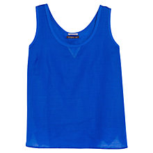 Buy Violeta by Mango Vest Top Online at johnlewis.com