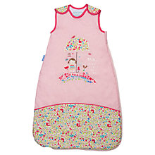 Buy Grobag Bunny & Brolly Baby Sleeping Bag, 2.5 Togs, Pink Online at johnlewis.com