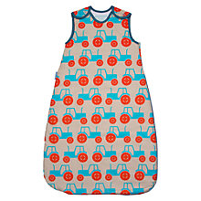 Buy Grobag Anorak Tractors Baby Sleeping Bag, 2.5 Togs, Multi Online at johnlewis.com