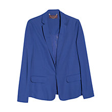 Buy Violeta by Mango Flowy Blazer Online at johnlewis.com