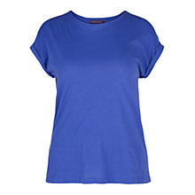 Buy Violeta by Mango Flecked Cotton T-Shirt Online at johnlewis.com