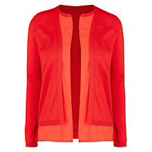 Buy Violeta by Mango Silk-Blend Cardigan Online at johnlewis.com