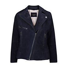 Buy Violeta by Mango Biker Jacket Online at johnlewis.com