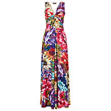 Buy Phase Eight Martinique Maxi Dress, Multi-coloured Online at johnlewis.com
