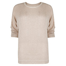 Buy Violeta by Mango Sequin Jumper Online at johnlewis.com