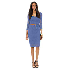 Buy Lauren Ralph Lauren Lairda Dress, Midnight Indigo Online at johnlewis.com