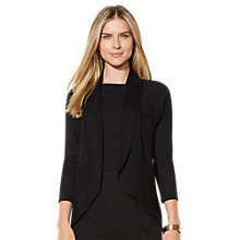 Buy Lauren Ralph Lauren Chirin Cardi, Black Online at johnlewis.com