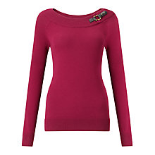 Buy Lauren Ralph Lauren Shaela Top Online at johnlewis.com