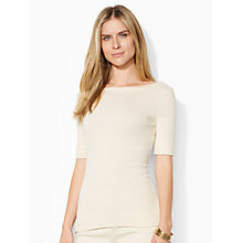Buy Lauren Ralph Lauren Benny Top Online at johnlewis.com