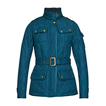 Buy Barbour International Tourer Quilted Jacket Online at johnlewis.com