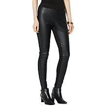 Buy Lauren Ralph lauren Vasudia Leggings, Black Online at johnlewis.com