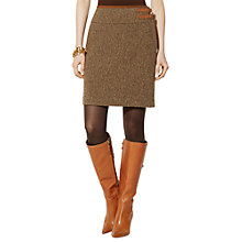 Buy Lauren Ralph Lauren Crisbayn Skirt, Multi Online at johnlewis.com