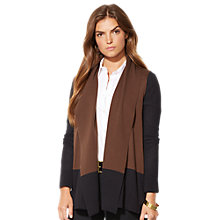 Buy Lauren Ralph Lauren Andraya Cardi, Black/Hemp Online at johnlewis.com