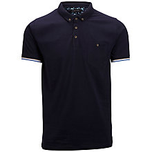 Buy Selected Homme Gary Short Sleeve Polo Shirt Online at johnlewis.com