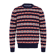 Buy Tommy Hilfiger Harry Fair Isle Jumper Online at johnlewis.com