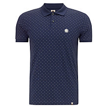 Buy Pretty Green Polka Dot Print Polo Shirt Online at johnlewis.com