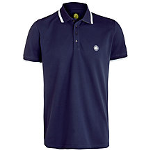 Buy Pretty Green Multi Stripe Pique Polo Shirt Online at johnlewis.com