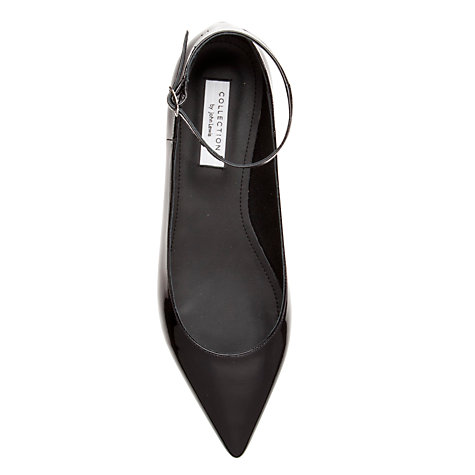 Buy COLLECTION by John Lewis Knight Pointed Flat Shoes Online at johnlewis.com