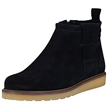Buy Collection WEEKEND by John Lewis Dawn Suede Flat Ankle Boots Online at johnlewis.com