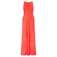 Buy Whistles Corrine Lace Evening Dress Online at johnlewis.com