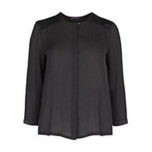 Buy Violeta by Mango Chiffon Blouse Online at johnlewis.com