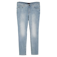 Buy Violeta by Mango Super Slim-Fit Infinity Jeans Online at johnlewis.com