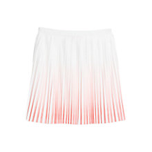 Buy Mango Ombré Pleated Skirt Online at johnlewis.com