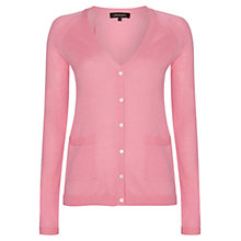 Buy Jaeger Wool Silk Cardigan Online at johnlewis.com