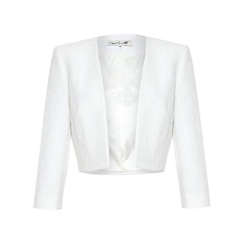 Buy Damsel in a dress Fjord Jacket, Cream Online at johnlewis.com