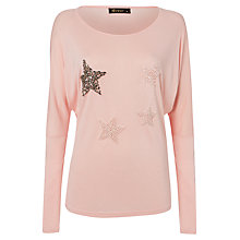 Buy Rise Berko Top, Pink Online at johnlewis.com