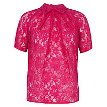 Buy Closet Lace Collar Blouse Online at johnlewis.com