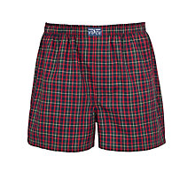 Buy Polo Ralph Lauren Woven Check Boxers Online at johnlewis.com