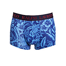 Buy Polo Ralph Lauren Classic Hibiscus Trunks Online at johnlewis.com