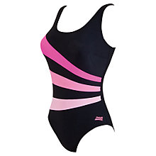 Buy Zoggs Water Rose Sandon Scoopback Swimsuit Online at johnlewis.com