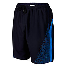 "Buy Speedo Yoke Splice 18"" Watershorts Online at johnlewis.com"