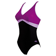 Buy Zoggs Aqua Chic Crossback Swimsuit Online at johnlewis.com