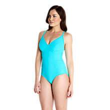 Buy Speedo Sculpture Spashine Swimsuit Online at johnlewis.com