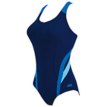 Buy Zoggs Brisbane X-Back Swimsuit Online at johnlewis.com
